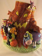winnie pooh cookie jar ebay