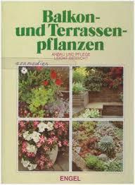 balkon und terrassenpflanzen balkon und terrassenpflanzen wellstedt tom buch gebraucht