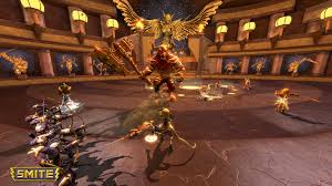 Smite Conquest Map Gamer 73 Reviews News U0026 Features Games 73