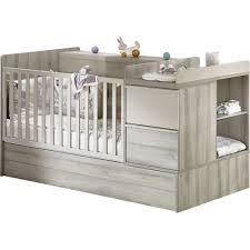 chambre bébé modulable lit chambre transformable 70x140cm de sauthon meubles sur allobébé