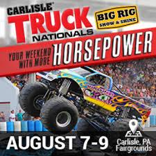 carlisle truck nationals monster truck rides kids fun zone