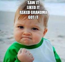 Funny Grandma Memes - grandparents day memes for 2017 because nobody gets you like your