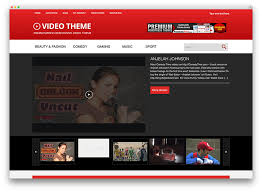 best wordpress video themes for embedded and self hosted videos