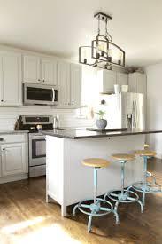 hill farmhouse gray kitchen budget diy ideas cassie