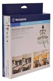 Recessed Kitchen Lights Westinghouse Recessed Light Converter