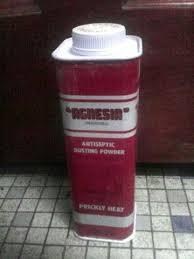 Bedak Gatal vintage agnesia tin powder bedak end 4 20 2017 12 15 am