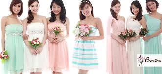 bridesmaid dress shops 10 best bridemaid dresses singapore shops you can find