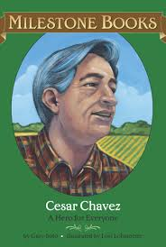 cesar chavez book by gary soto lori lohstoeter official