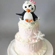 penguin baby shower penguin baby shower cake cakecentral