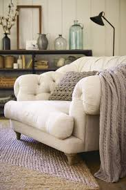 furniture oversized white armchair chair home interior design