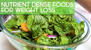why nutrient dense foods might be the secret to a successful
