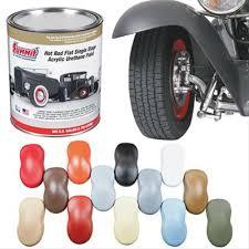 summit racing equipment rod flat acrylic urethane paint