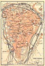 Parma Italy Map by Poitiers Poitiers France Map Poitiers Loren Pinterest