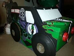 Truck Driver Halloween Costume 25 Monster Truck Costume Ideas Monster Truck