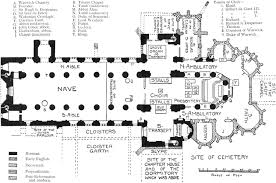 Gothic Church Floor Plan by The Abbey Church Of Tewkesbury By H J L J Massé