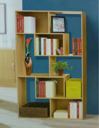 Particle Board Bookcase Particle Board Mdf Ply Book Rack Simple Book Cabinet Little Book