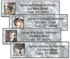 defenders of wildlife wolves return labels cause address