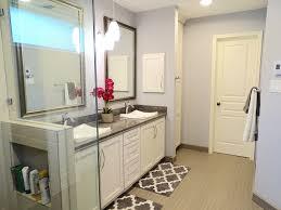 geometric statement on time baths kitchens