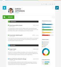 Wordpress Resume Themes 15 Best Wordpress Resume Cv Themes