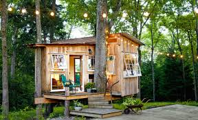 small trees in small gardens about the garden magazine nashville treehouse nashville tiny house