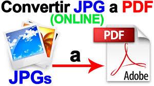 convertir imagenes jpg a pdf gratis como convertir jpg a pdf online paso a paso tutorial chvere