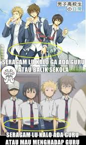 Meme Anime Indonesia - meme anime indonesia on twitter hahahaha bener gak nih ky http