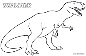stylish design ideas dinosaur coloring pages free printable