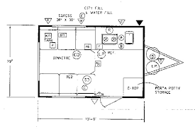 c trailer floor plans guide to ultra lightweight travel trailers