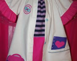 doc mcstuffins dress etsy