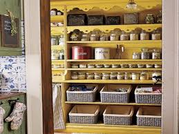easy kitchen storage ideas pantry organized shelves ideas for kitchen storage with kitchen