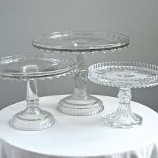 wedding cake stands glass wedding cake stand idea in 2017 wedding
