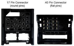 car radio wiring connector diagram