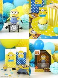 minion birthday party ideas minion inspired birthday party ideas free printables party