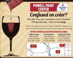 powell paint center 5205 se powell blvd portland or painters