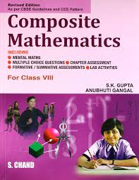 composite mathematics book 8 amazon in s k gupta anubhuti