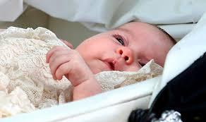 princess charlotte christening william kate u0027s joy britain