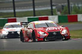 lexus thailand rc zent cerumo lexus rc f wins first place in round 6 of 2016