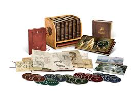 lord of the rings and hobbit blu ray set gets release date collider