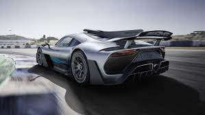 this is the mercedes amg project one hypercar car news bbc