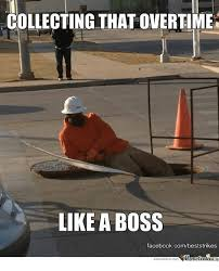 Like A Boss Meme - collecting that overtime like a boss facebookcombeststrikes
