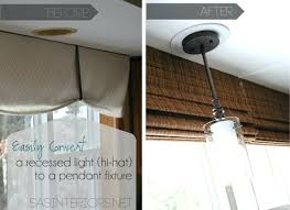 Recessed Halogen Ceiling Lights Changing Recessed Halogen Ceiling Lights Comparison Before After