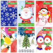 bulk christmas house christmas printed robe gift boxes 2 ct