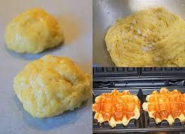 recette cuisine facile gaufres de liège recette facile aux délices du palais