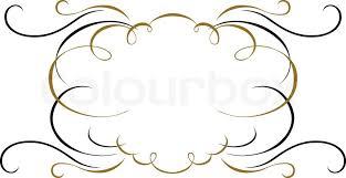 vintage ribbon emblem stock vector colourbox