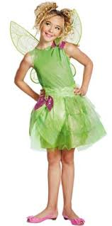Tinkerbell Halloween Costumes Halloween Costumes Girls