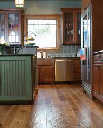 amish kitchen island amish hand scraped hickory hardwood flooring homerwood hickory