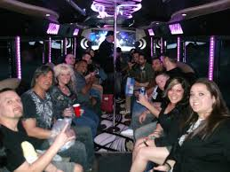 party bus prom the wave edition party bus limousine 30 passenger emperor