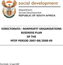 plans establishment nonprofit management