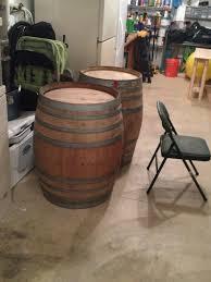 Wine Barrel Rocking Chair Plans Ana White Wine Oak Barrel Adirondack Chair Diy Projects