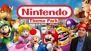 my universal studios super nintendo world ideas and concepts youtube